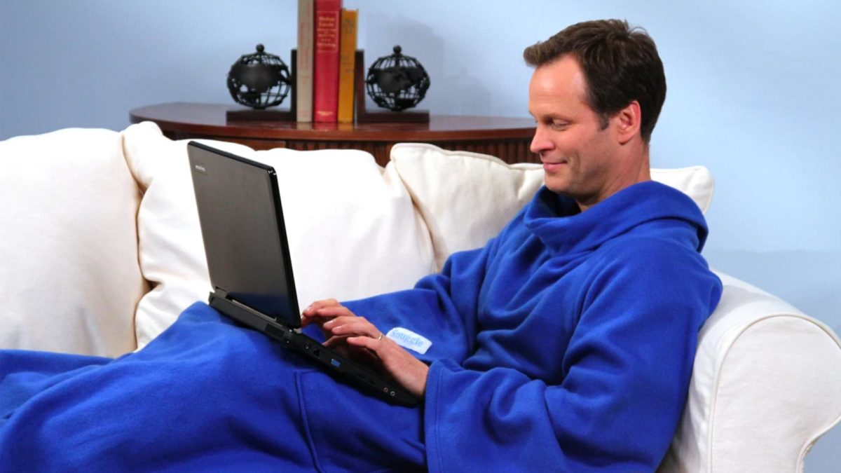 When a blanket-with-sleeves is more than just a blanket…with sleeves -  Channel V Media