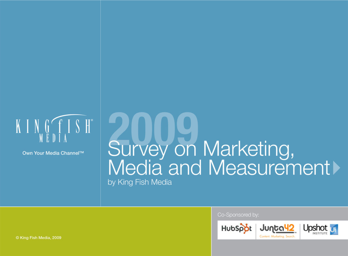 KFM Marketing Survey