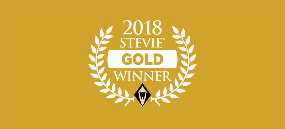 Channel V Media Named Gold Stevie Award Winner in 2018