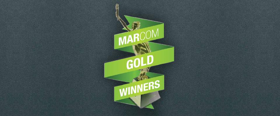 Marcom Gold Winner
