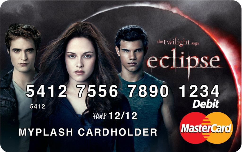Eclipse Credit Card
