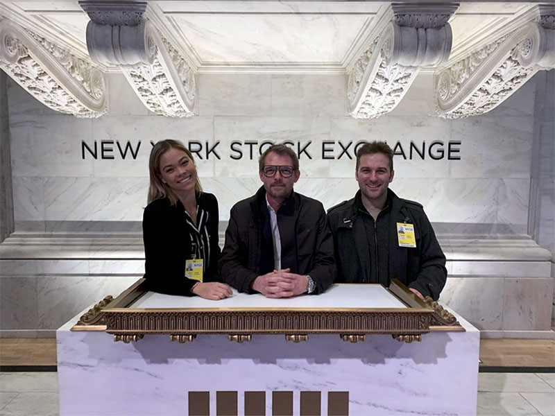 Meatless Farm at NYSE